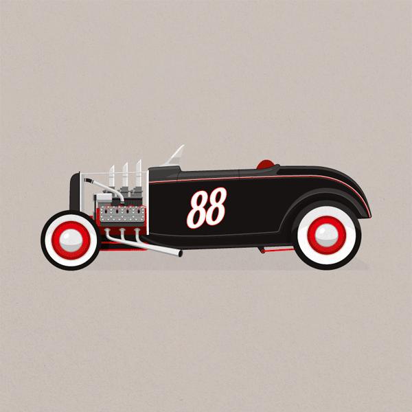 Flathead-Roadster
