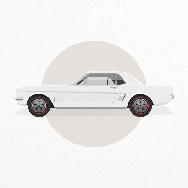 66-Mustang